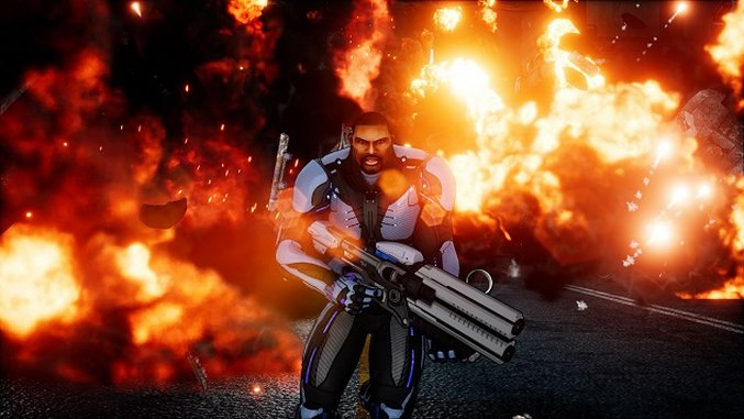 Exclusive: Halo and Destiny Writer Jon Goff Joins the <i>Crackdown 3</i> Team