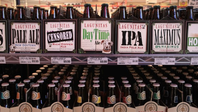 "Lagunitas Is the Latest ""Craft"" Casualty, Laying Off 12 Percent of its Workforce"