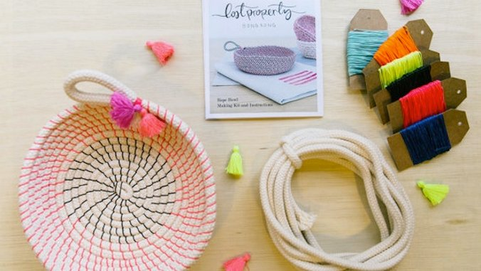 Crafting Kits for the Wannabe DIYer