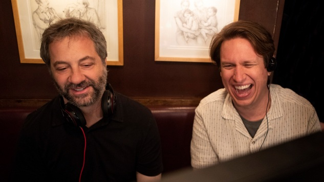 Crashing <i>Crashing</i>: On Set with Pete Holmes and Judd Apatow