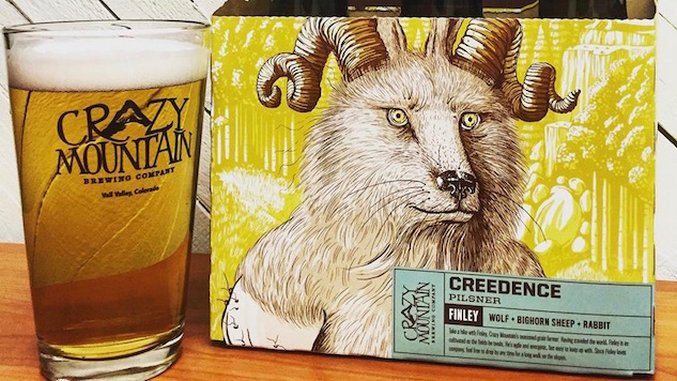 Exploring Man/Beasts With Crazy Mountain Brewery