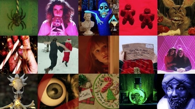 The Creepy Christmas Film Fest Is Bringing You 25 Horror Short Films this December