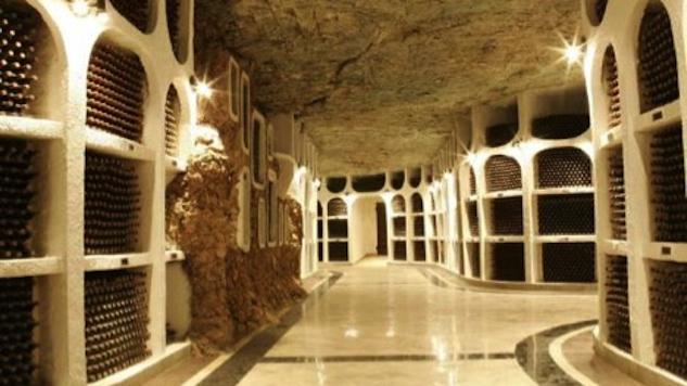 A Tour Through Putinu0027s Wine Cellar