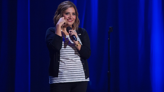 Cristela Alonzo Doesn't Want to Get Complacent