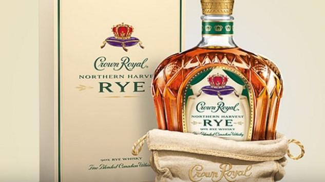 Crown Royal Northern Harvest Rye Review