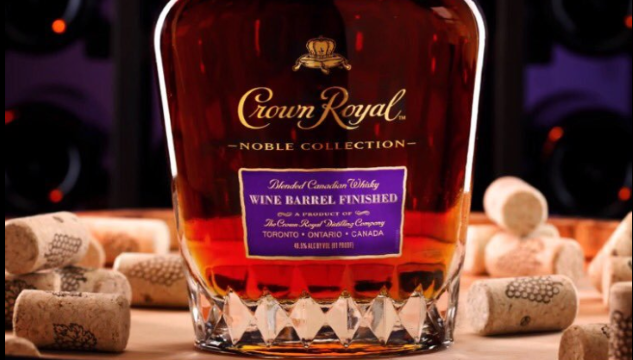 Crown Royal Wine Barrel Finished Review