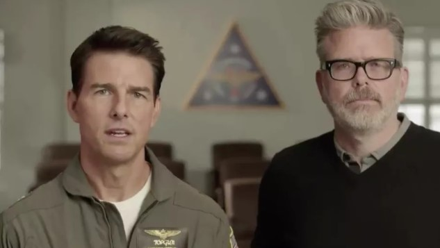 Watch Tom Cruise's Impassioned PSA About the Dangers of Motion Smoothing