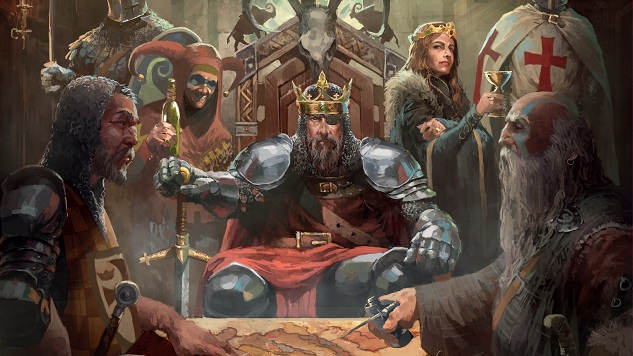 A Hands-on Look at <i>Crusader Kings</i> and Paradox's Other Upcoming Board Games