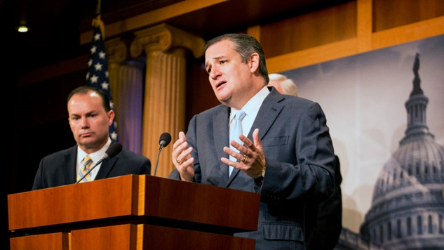 Desperate Ted: Cruz Uses Dirty Trick to Get Texans to Donate to His Campaign