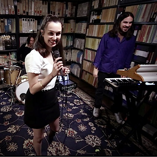 Watch Cults Play New Songs From 'Offering' at Their Paste Studio Session