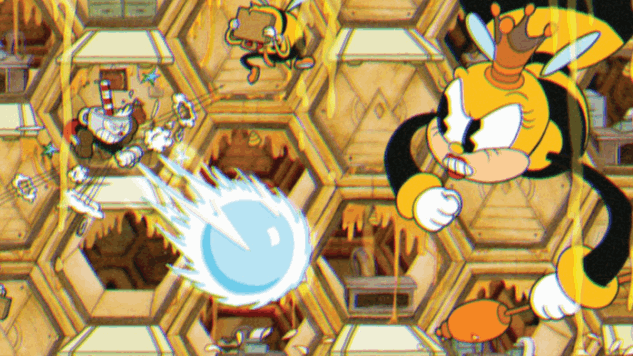 <i>Cuphead</i>, Take Me Away: Why an Extremely Hard Game Can Be Relaxing