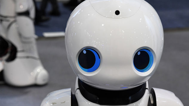 Why We Put Cute Faces on Robots
