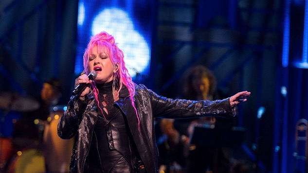 "Watch Cyndi Lauper and Laura Jane Grace Play ""Goonies 'R Good Enough"""