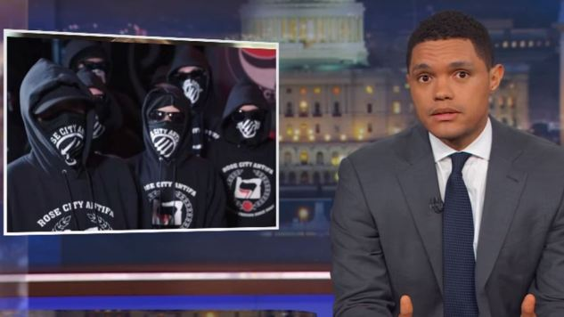 <i>The Daily Show</i> Embarrasses Itself Again