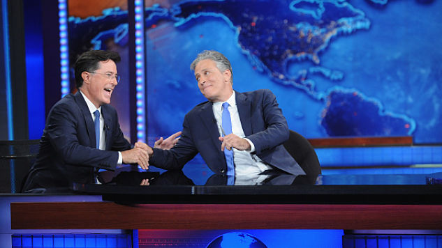 <i>Daily Show</i> News Team to Assemble for Huge Reunion Episode