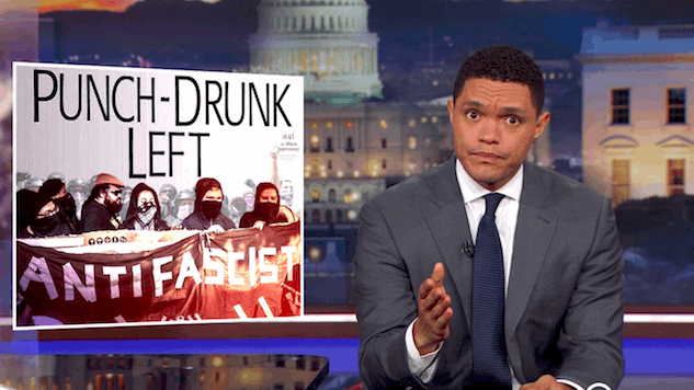 What Is Trevor Noah Good At?