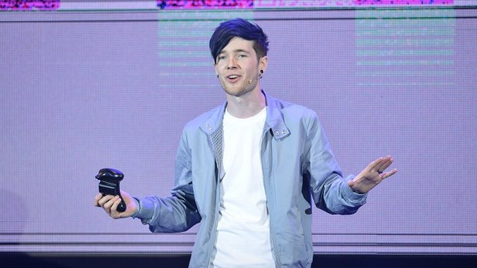 DanTDM Keeps It Clean on YouTube—And on the Stage