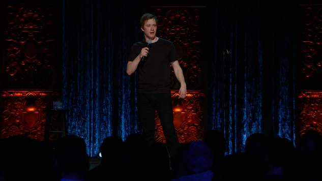 Scottish Comic Daniel Sloss Announces Himself to U.S. Audiences with Netflix's <i>Dark</i>