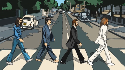 From Unlikely Opponents to The Beatles, Behold the Work of Artist Danilo Agutoli