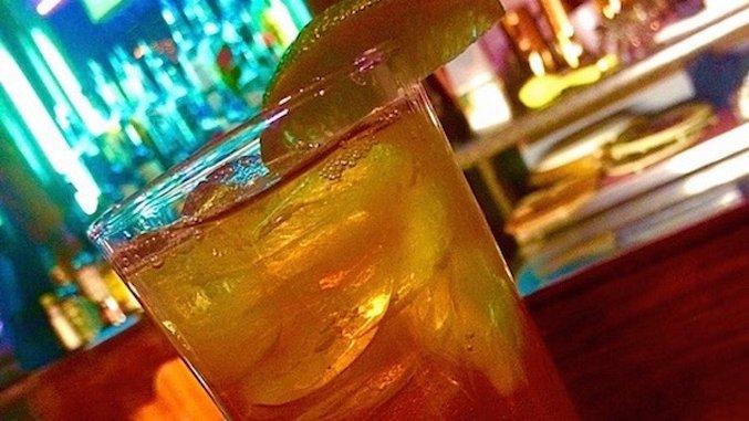 Screw the Rum & Coke, Order a Dark 'n' Stormy Instead