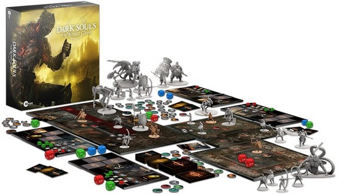 5 Reasons You Should Be Excited for <i>Dark Souls: The Board Game</i>