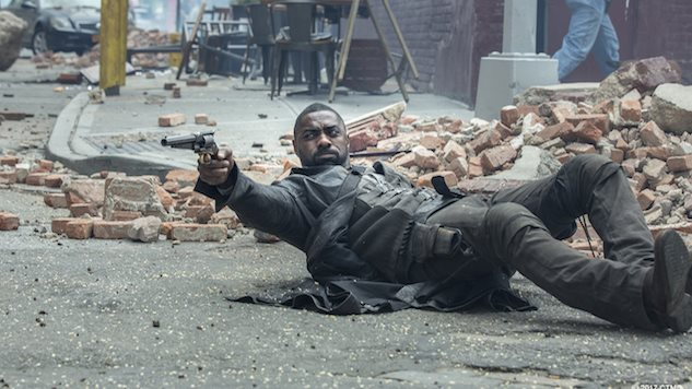 <i>Dark Tower</i> TV Series Starring Idris Elba in the Works