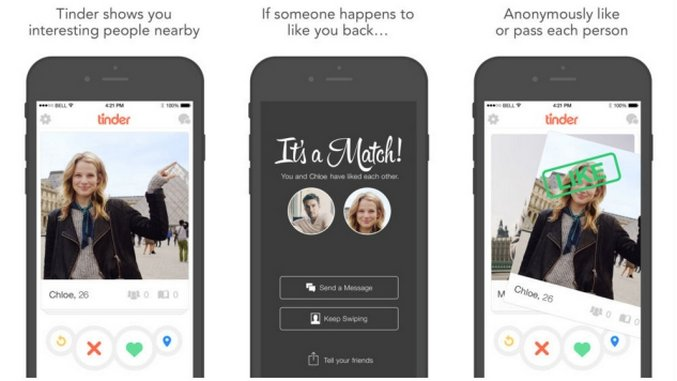 easy dating apps for iphone