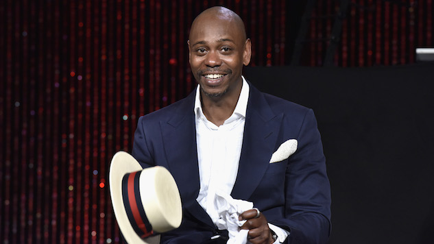 Dave Chappelle Announces 10-Show Residency at Radio City with Special Guests