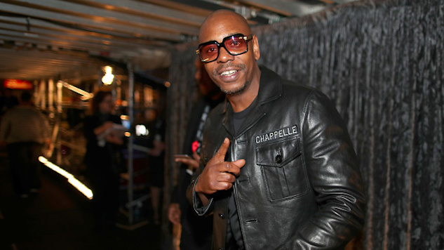 Dave Chappelle Is Coming to Broadway, Everyone