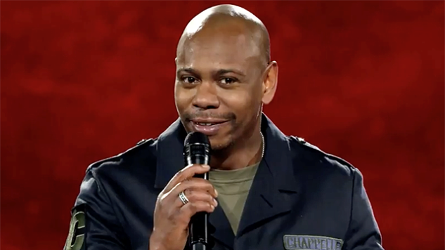 Dave Chappelle's New Stand-up Specials Are Netflix's Most-Viewed Ever