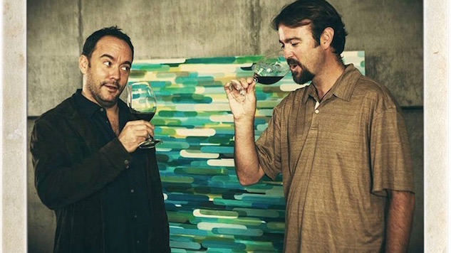 Dave Matthews Makes Wine, and Damn It, We Like It