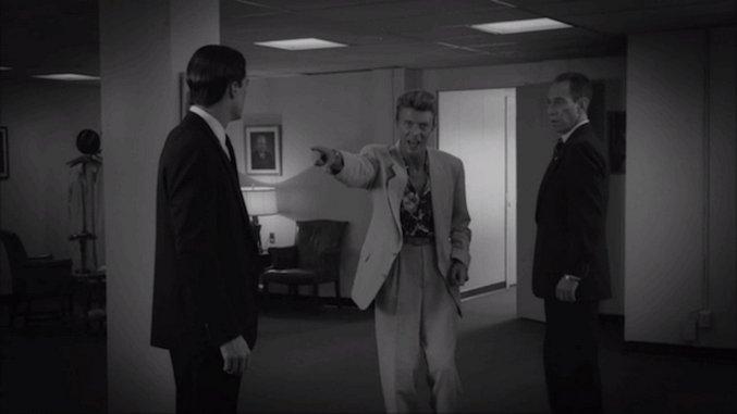 David Lynch Dedicates Latest Episode of <i>Twin Peaks: The Return</i> to David Bowie