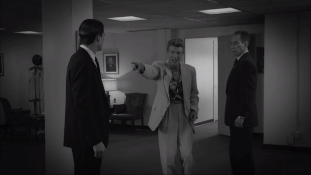 David Lynch Dedicates Latest Episode of <i>Twin Peaks: The Return</i> to David Bowie