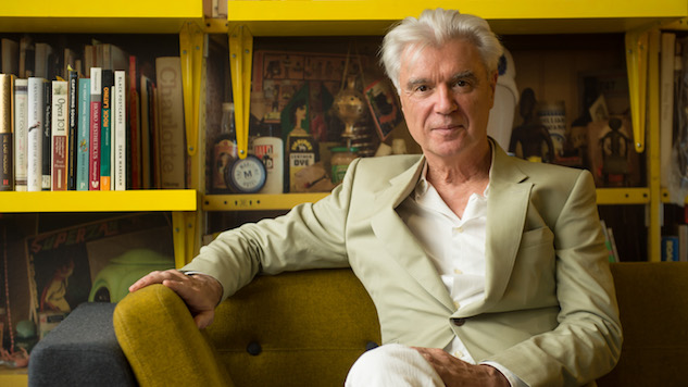 David Byrne Extends <i>American Utopia</i> World Tour