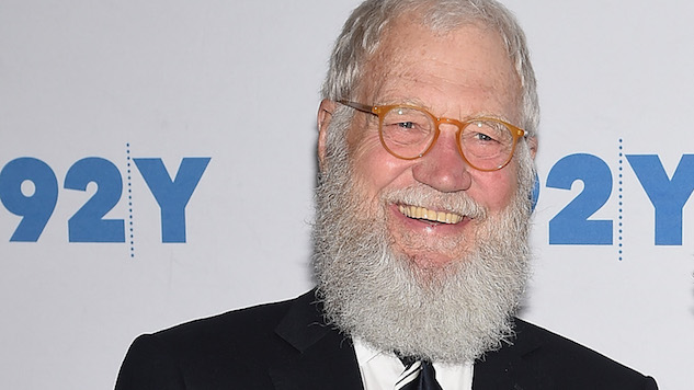 David Letterman Says Trump Couldn't Work at The Gap, Wants to Put Him in a Home