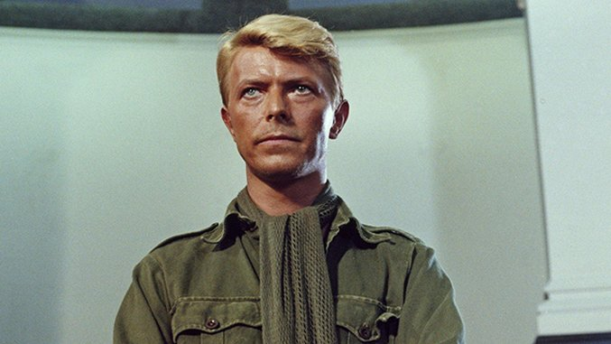 David Bowie, Actor, 1947-2016