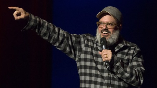 David Cross Battles 21st Century Ignorance in <i>Making America Great Again</i>