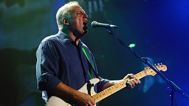 Listen to David Gilmour Go Solo and Chrissie Hynde Cover The Beatles on One Night in 1986