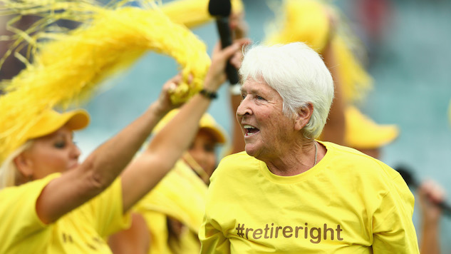 Olympics Shenanigans: Before Ryan Lochte, There was Dawn Fraser