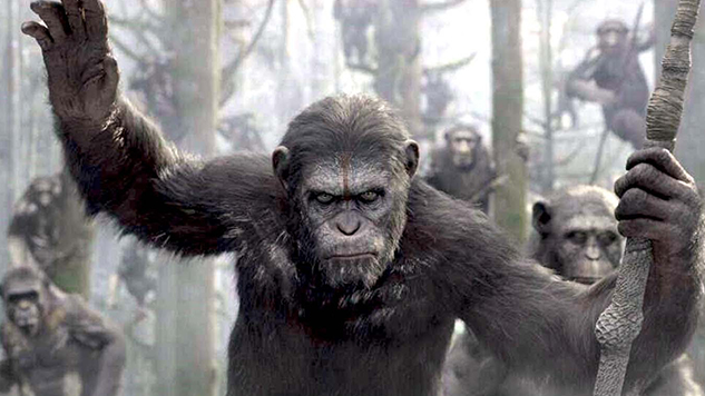 You Blew It Up: All Planet of the Apes Movies Ranked