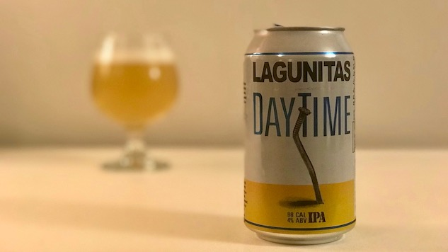 Lagunitas Nails the Low-Cal Craft Beer
