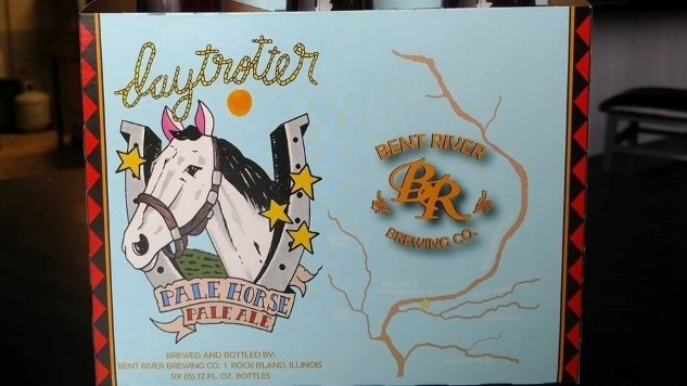 Daytrotter Gets its Own Beer From Bent River Brewing Co.