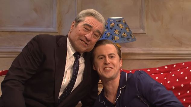 Robert De Niro Plays Robert Mueller on <i>SNL</i> Again