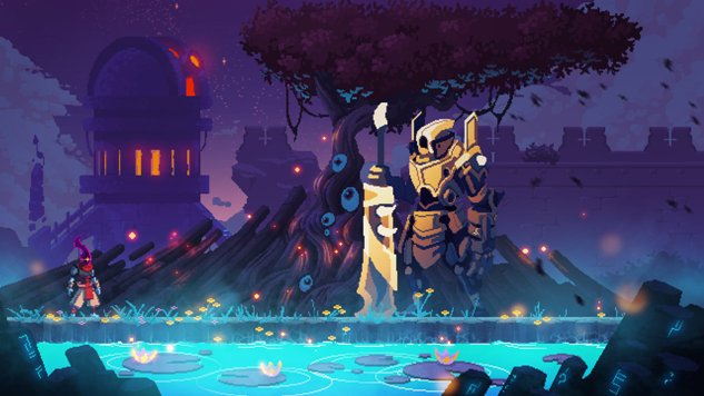 <i>Dead Cells</i> Creates Life with a Frankenstein of Game Genres