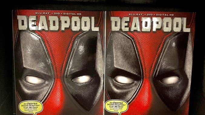 Weird Science: <i>Deadpool</i>'s Scars and <i>Iron Man</i> Exoskeletons