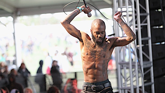 Listen to Death Grips' New 11-Minute Track
