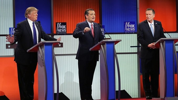 7 Spin-Off TV Show Ideas For When The GOP Debates End