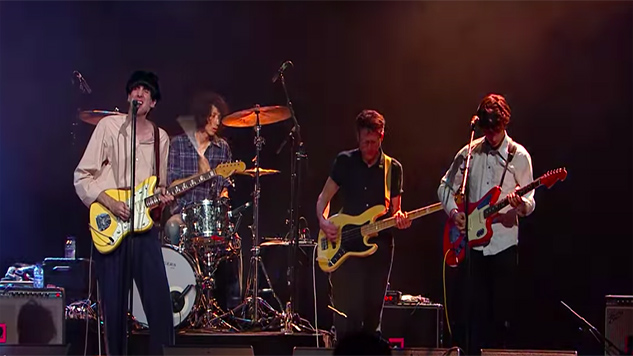 Watch Deerhunter Live-Debut Five New Songs off Their Forthcoming Album at Dutch Festival