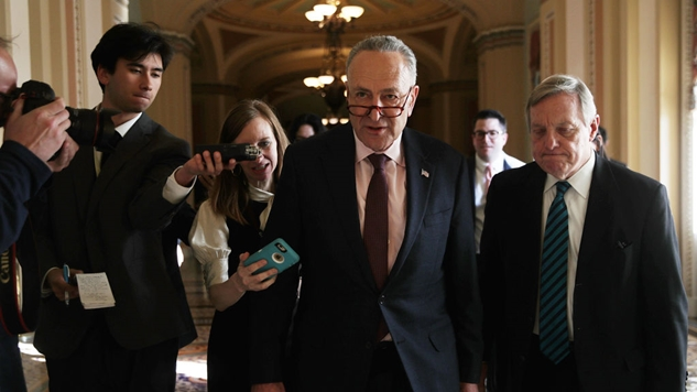The Democrats' Shutdown Hail Mary—Maybe Schumer Had a Plan After All