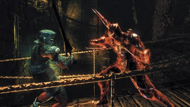 Going Hollow: The Importance of Playing Online in Souls Games